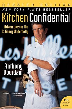 Picture of Kitchen Confidential Updated Ed