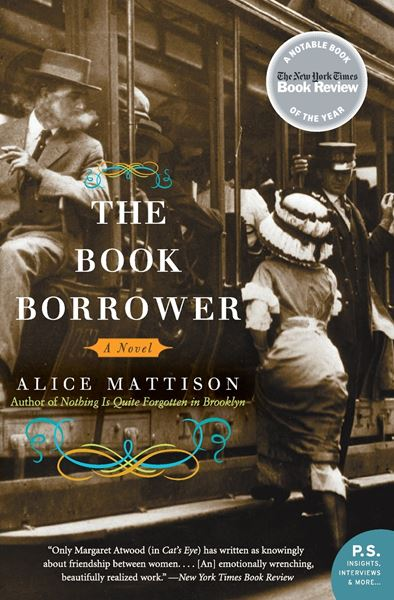 Picture of Book Borrower, The