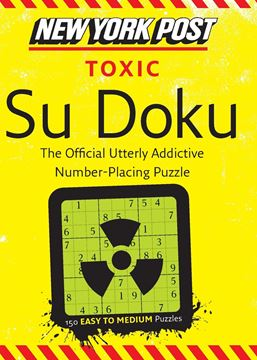 Picture of New York Post Toxic Su Doku
