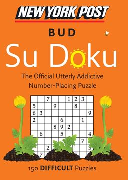 Picture of New York Post Bud Su Doku (Difficult)