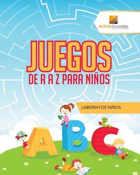 Picture of Juegos De A A Z Para Niños