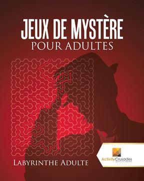 Picture of Jeux De Mystère Pour Adultes