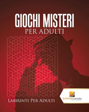 Picture of Giochi Misteri Per Adulti