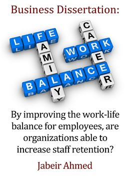 Picture of By improving the work-life balance for employees, are organizations able to increase staff retention?
