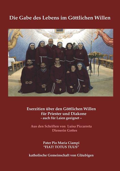 Picture of Exerzitien im Gšttlichen Willen