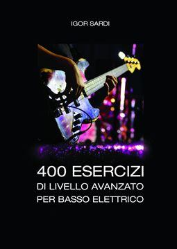 Picture of 400 esercizi di livello avanzato per basso elettrico
