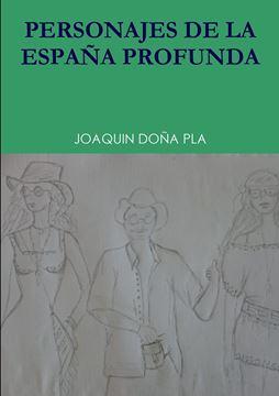 Picture of PERSONAJES DE LA ESPA?A PROFUNDA