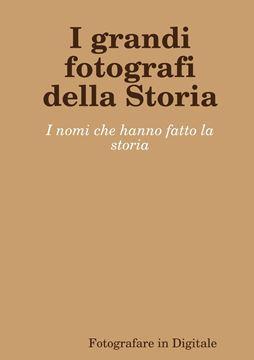 Picture of I grandi fotografi della Storia