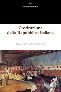 Picture of Costituzione della Repubblica italiana