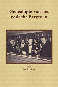 Picture of Genealogie van het geslacht Bergman
