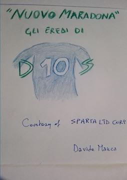Picture of Nuovo Maradona - Gli eredi di D10S