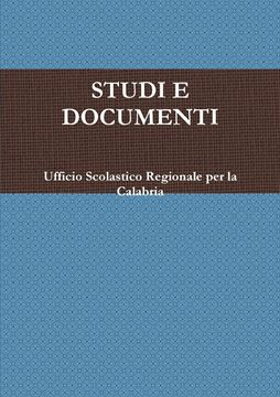 Picture of STUDI E DOCUMENTI