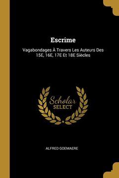 Picture of Escrime