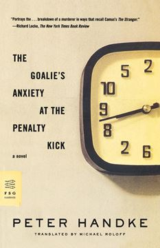 Picture of The Goalie's Anxiety at the Penalty Kick