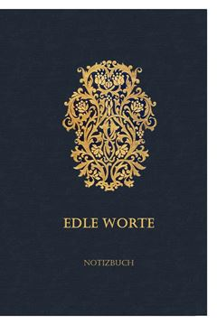Picture of Edle Worte NOTIZBUCH