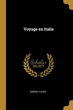Picture of Voyage en Italie