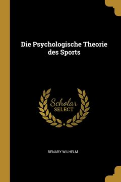 Picture of Die Psychologische Theorie des Sports