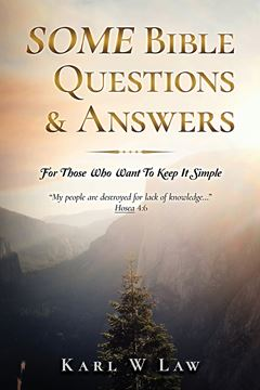 Picture of SOME Bible Questions & Answers