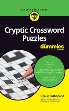 Picture of Cryptic Crossword Puzzles FD A
