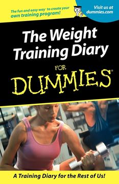 Picture of Weight Training Diary For Dummies