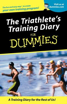 Picture of Triathletes Training Diary for Dummies