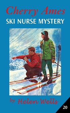 Picture of CHERRY AMES, SKI NURSE MYSTERY