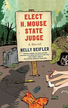 Picture of ELECT H. MOUSE STATE JUDGE