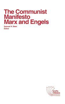 Picture of Communist Manifesto