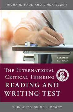 Picture of The International Critical Thinking Reading and Writing Test, Second Edition