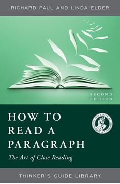 Picture of How to Read a Paragraph
