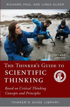 Picture of The Thinker's Guide to Scientific Thinking