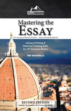 Picture of Mastering the Essay