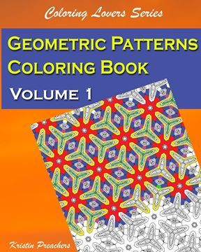 Picture of Geometric Patterns Coloring Book Volume 1