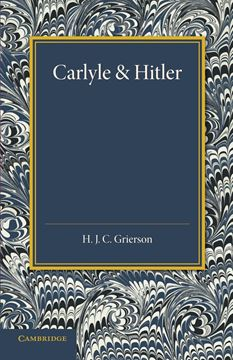 Picture of Carlyle and Hitler