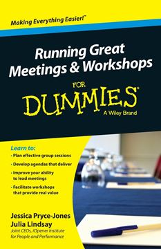 Picture of Running Great Meetings & Workshops For Dummies