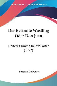 Picture of Der Bestrafte Wustling Oder Don Juan