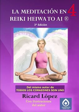 Picture of La meditación en Reiki Heiwa to Ai ®