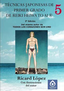 Picture of Técnicas japonesas de primer grado de Reiki Heiwa to Ai ®