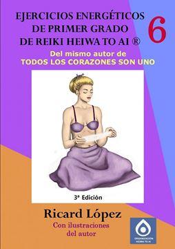 Picture of Ejercicios energéticos de primer grado de Reiki Heiwa to Ai ®
