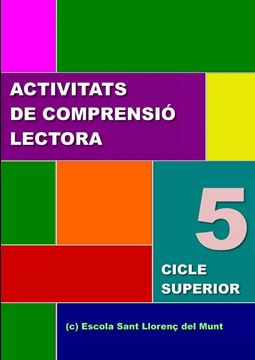 Picture of Comprensió Lectora Cicle Superior (1)