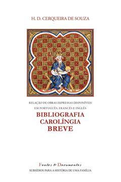 Picture of Bibliografia Carolíngia Breve