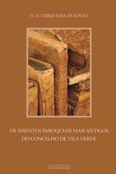 Picture of Os Assentos Paroquiais Mais Antigos do Concelho de Vila Verde