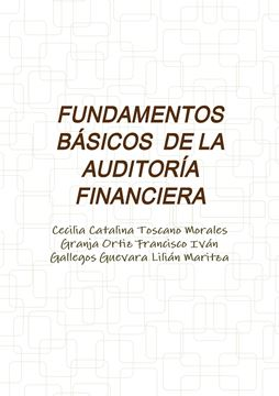 Picture of FUNDAMENTOS BÁSICOS  DE LA AUDITORÍA FINANCIERA