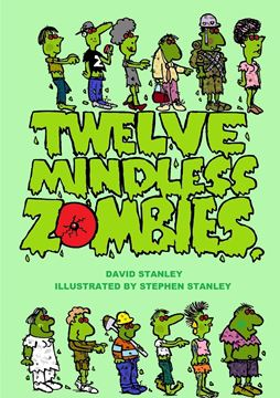 Picture of Twelve Mindless Zombies