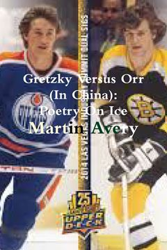 Picture of Gretzky Versus Orr (In China)
