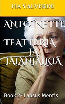 Picture of Antoinette Teatteria ja jalanjälkiä