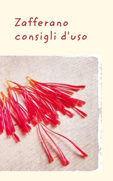 Picture of Zafferano - Consigli d'uso