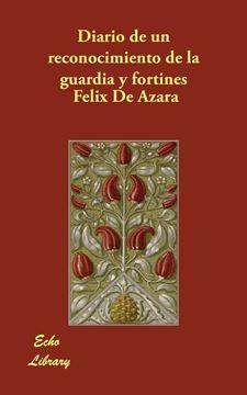 Picture of Diario de un reconocimiento de la guardia y fortines