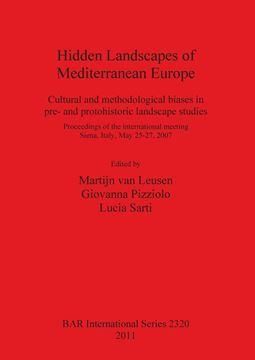 Picture of Hidden Landscapes of Mediterranean Europe
