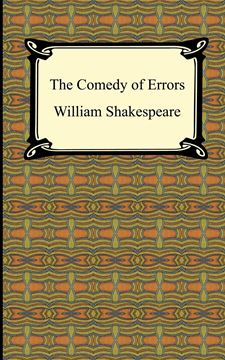 Picture of The Comedy of Errors